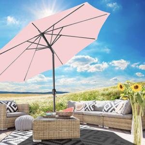 Sonnenschirme + Schirmständer